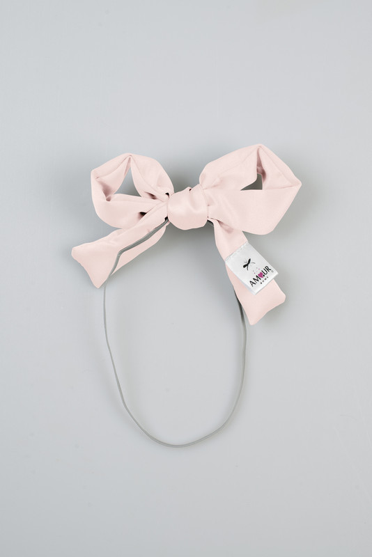 Signature Infant Present Bow Gold