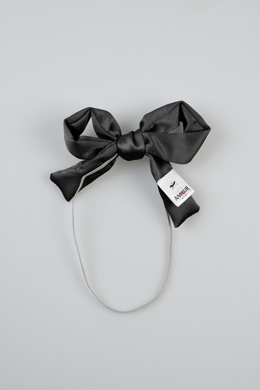 Signature Infant Present Bow Papaya
