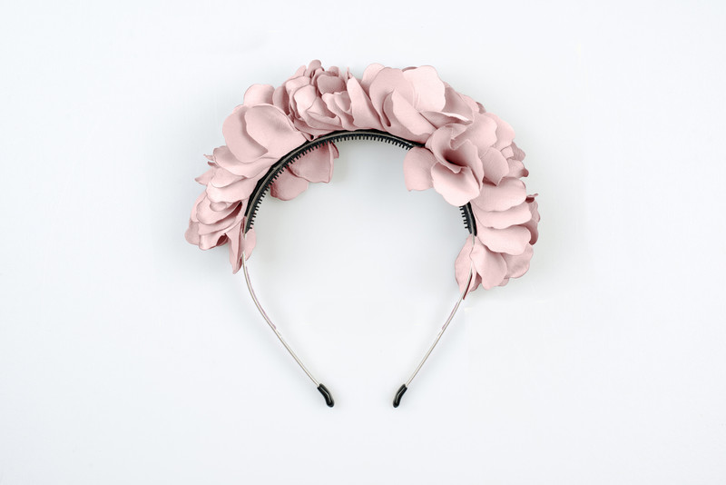 Flower Wreath Pink