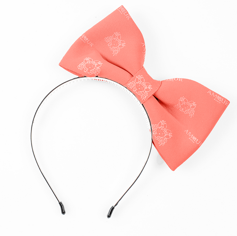 Pop Up Bow Red