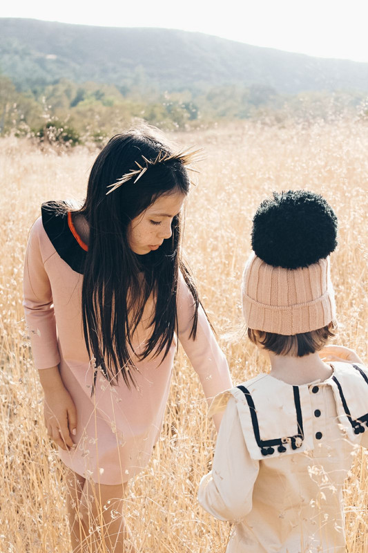 """ONE SIZE FITS MOST: beanie for women and kids with elastic, one size with good stretch, for head circumference: Approx 17""""-23."""" that will fit most people's head size. Hat measures 8.7 inches long by 7 inches wide lying flat. Recommended for ages 12 month to adult."""