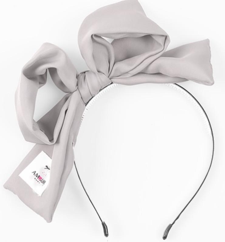 Signature Present Bow Silver