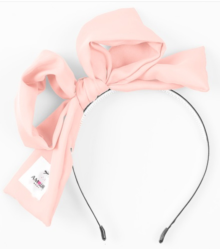 Signature Present Bow Pink
