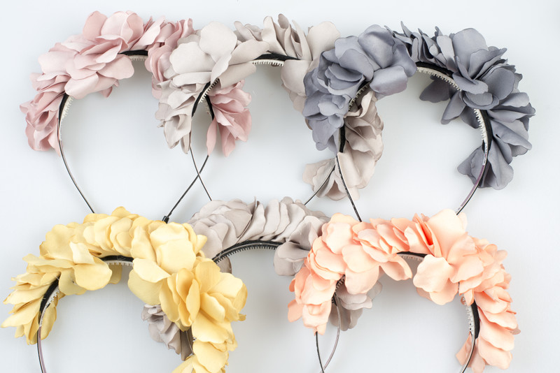 Signature Flower Wreath