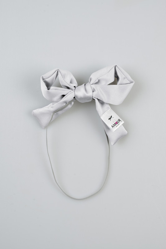 Copy of Signature Infant Present Bow Lavender