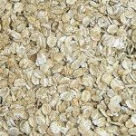 Flaked Red Wheat 1-Lb