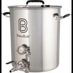 BrewBuilt™ Brewing Kettle (10 Gallon)  *Free Shipping*