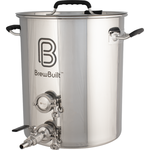 BrewBuilt™ Brewing Kettle (20 Gallon)  *Free Shipping*