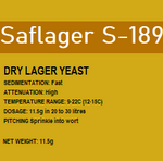 Saflager S-189