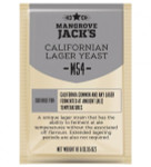 Mangrove Jack's Californian Lager - M54