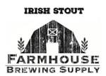 Farmhouse Irish Stout (All Grain)
