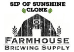 Lawson's Sip of Sunshine IPA Clone Kit (All Grain)