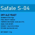 Safale S-04