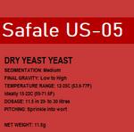 Safale US-05