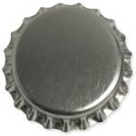 Oxygen Barrier Bottle Caps (Silver)