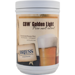 Briess LME - Golden Light - 3.3 lb Canister