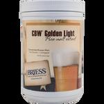 Briess LME - Golden Light - 3.3 lb Canister