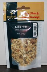 Lime Peel 1/oz