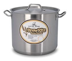 BrewRite 60QT (15 Gallons) Brew Kettle