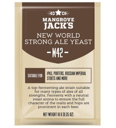 Mangrove Jack's New World Strong Ale - M42