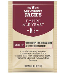 Mangrove Jack's Empire Ale Yeast - M15