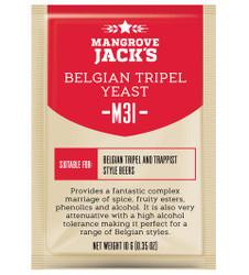 Mangrove Jack's Belgian Tripel Yeast- M31