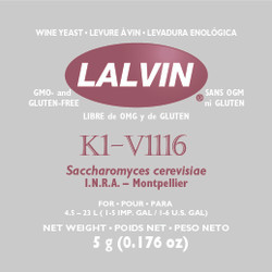 Lalvin K1-V1116