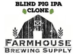 Blind Pig IPA Clone Kit (All Grain)
