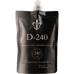 Belgian Candi Syrup D-240