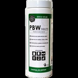 PBW Tablets - 10g (40 ct)