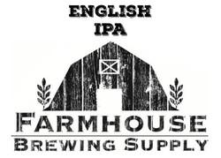 Farmhouse English IPA (All Grain)