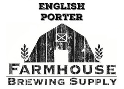 Farmhouse English Porter (All Grain)