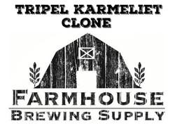 Tripel Karmeliet Clone (All Grain)
