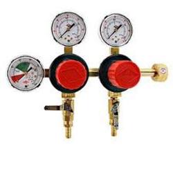 Dual Pressure Kegerator Co2 Regulator