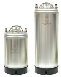 New 3 gallon ball lock keg (AMCYL)