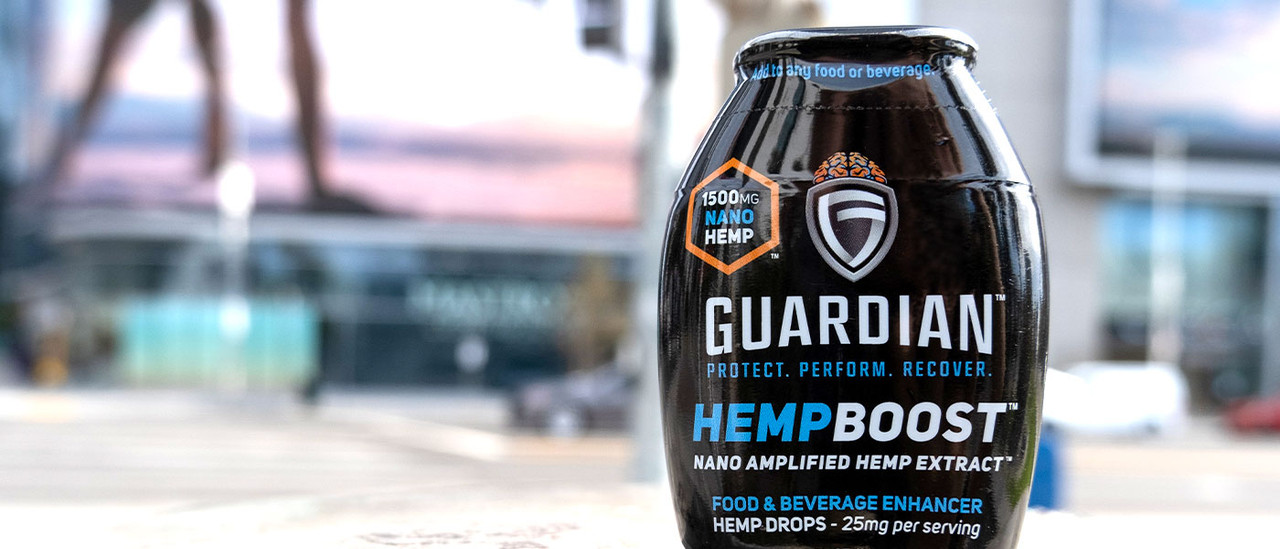 Hempboost by Guardian Athletic