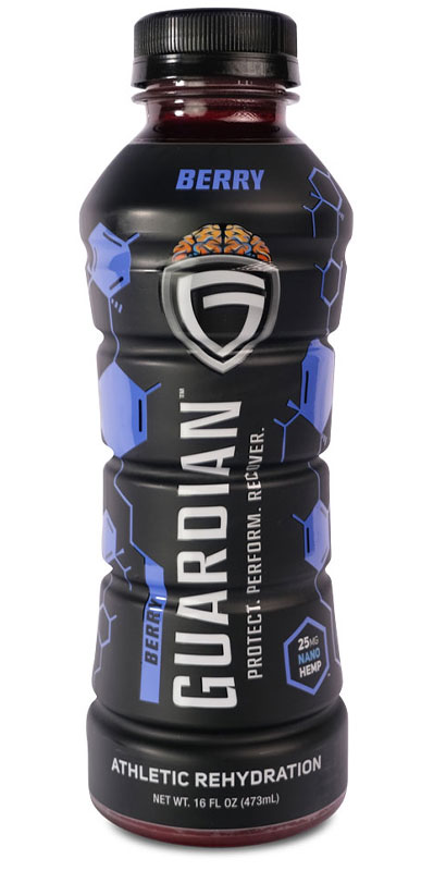 Guardian Athletic Rehydration Berry Product Detail