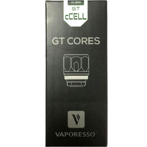GT CCELL SS316L 0.5OHM