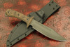 RMJ Tactical: Jungle Combat w/ Kydex Sheath
