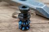 Gray Precision: Firefly Lantern - Zirconium w/ Blue GITD Tritium