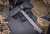 Helm Grind: Wrecker (Pry Spike) Black TeroTuf Scales w/ Boltaron Shoulder Carry System