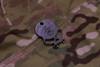 Raidops: Pendant M.S.EOD - Dark Brown (Back side : Laser tiger stripe)