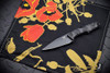 Bawidamann Blades Muninn Slicer Grind Black Blade w/ Discreet Carry Clip