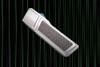 No Limit Knives Akuma Dagger Satin M390 Silver w/ CF Inlay