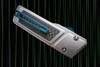 No Limit Knives Akuma Tanto Satin M390 Silver w/ CF Inlay