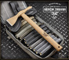 American Tomahawk Company Model 1 - Coyote Brown w/ Kydex Sheath
