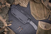 Helm Grind: Benghazi Warfighter Black TeroTuf Scales w/ Boltaron Sheath