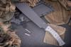 Helm Grind: Mini-Parang Black TeroTuf Scales w/ Boltaron Sheath