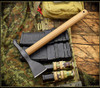 American Tomahawk Company Model 1 - Nylon Handle -  Coyote/Black w/ Kydex Sheath