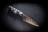 Bawidamann Blades Muninn Top Edge Acid Etched Bronze PAT 1 w/ Discreet Carry Clip